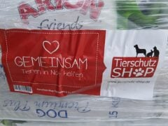 Spendenankunft_Pentru Animale - Tierhilfe in Rumänien e.V. 1