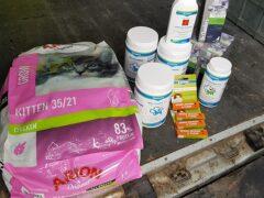 Spendenankunft_Pentru Animale - Tierhilfe in Rumänien e.V. 2