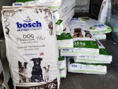 Spendenankunft_Pentru Animale - Tierhilfe in Rumänien e.V. 4