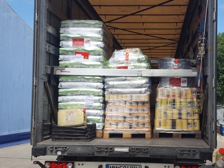 Ein Herz für Streuner eV-Futterspendenankunft-juli-2019-WL-Rumänien1