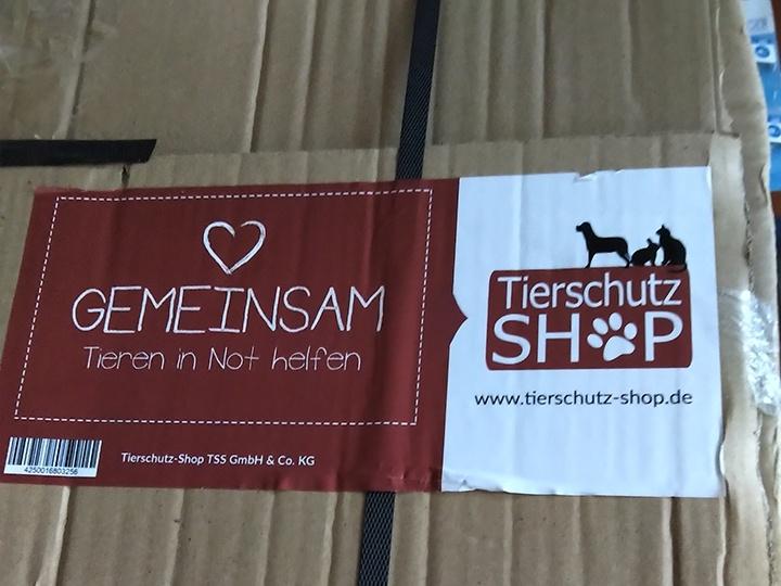 Hunde in Satu Mare e.V.-Futterspendenankunft-juli-2019-WL-Deutschland4