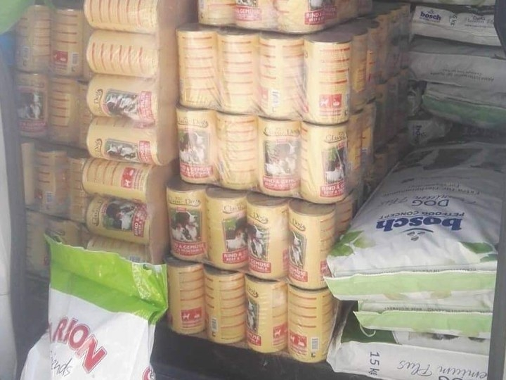 Pro Hund andaluz e.V. - Futterspendenankunft-juli-2019 - WL 3