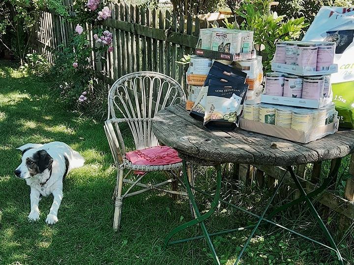 Tierhilfe Fortuna e. V.-Futterspendenankunft-juli-2019-WL-Deutschland4