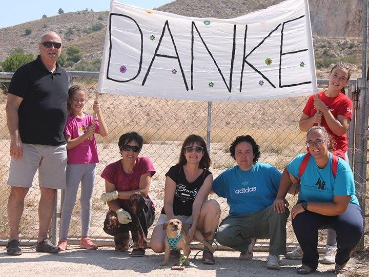 Tierhilfe Phönix e.V.-Futterspendenankunft-september 2019-Spendenaktion-Sommerloch-Spanien (5)