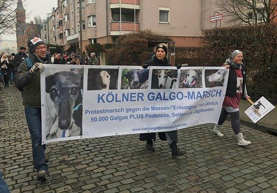 Banner Galgomarsch