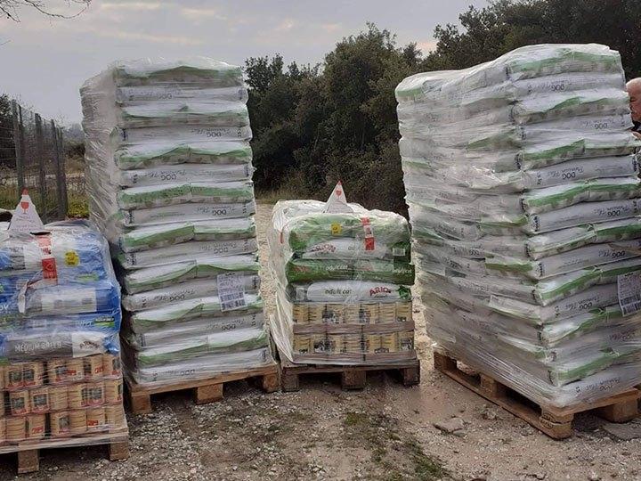 Pfotenengel mit Herz e.V.-Futterspendenankunft-januar-2020-WL-Griechenland (2)