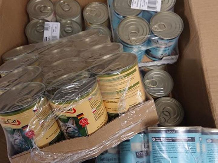 Tierschutzverein Katzenzuhause e.V.-Futterspendenankunft-januar-2020-WL-Deutschland (3)