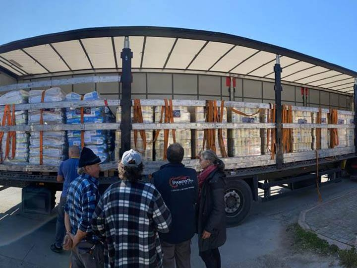 Animal Pard Net e.V.-Futterspendenankunft-maerz-2020-Spenden-Marathon-2019-Griechenland (1)