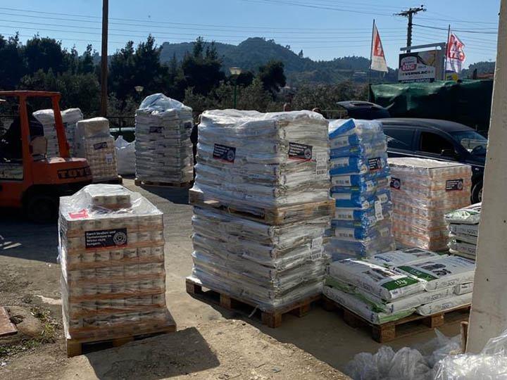 Animal Pard Net e.V.-Futterspendenankunft-maerz-2020-Spenden-Marathon-2019-Griechenland (3)
