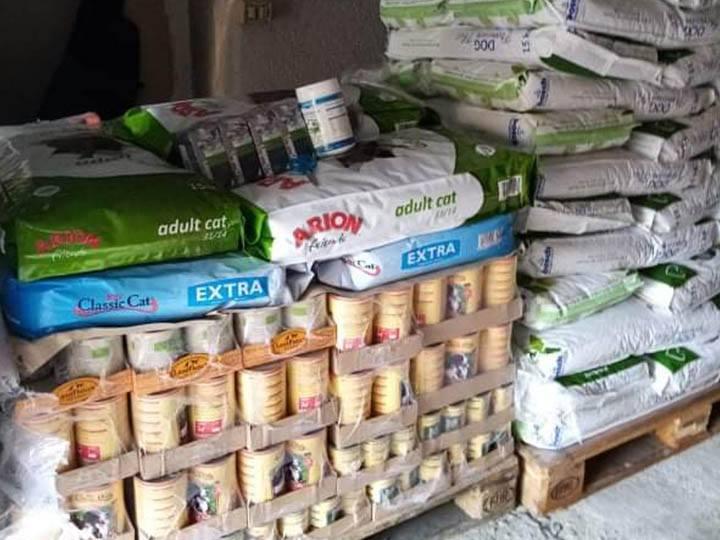 Fortuna Animali e.V.-Futterspendenankunft-maerz-2020-WL-Italien (2)