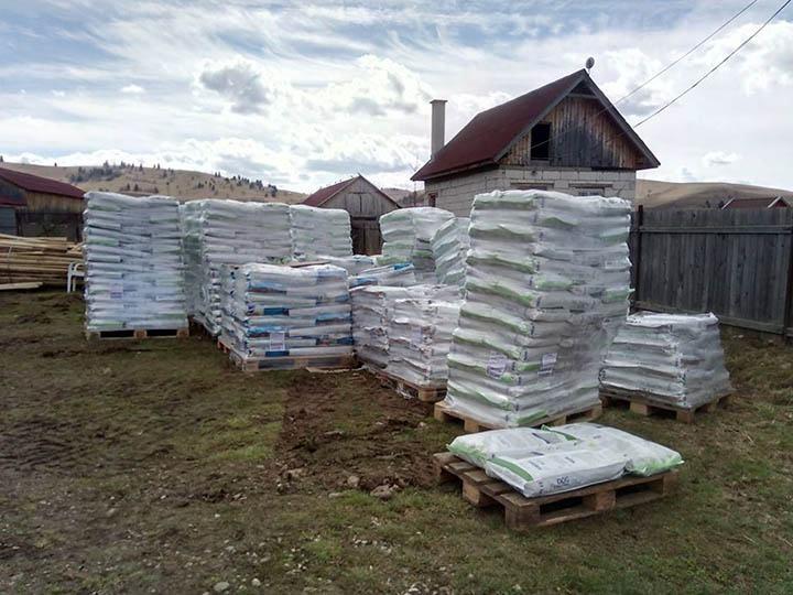Initiative Karpatenstreuner e.V.-Futterspendenankunft-maerz-2020-THdM Januar 2020-Rumänien (1)