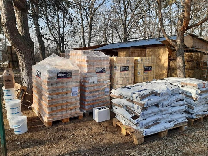 ProDogRomania e.V.-Futterspendenankunft-maerz-2020-Spenden-Marathon-2019-Rumänien (2)