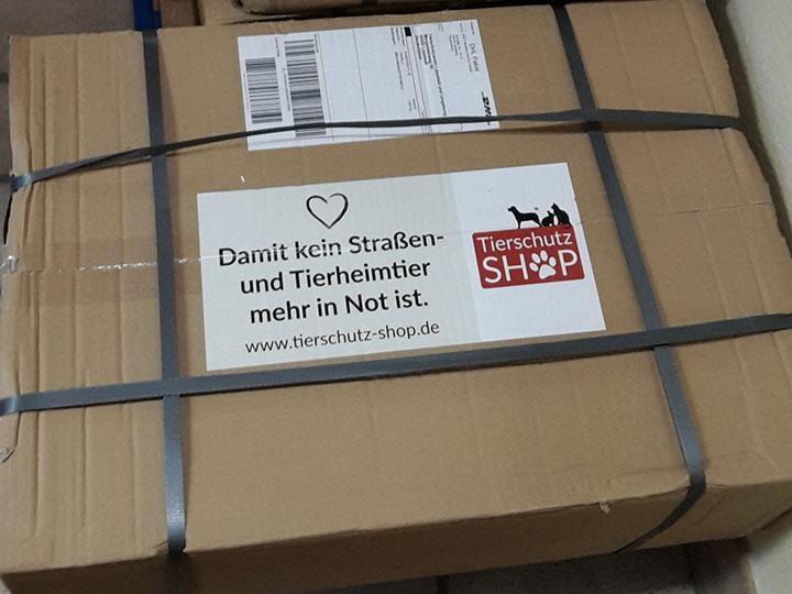 Tierschutzverein Lippstadt und Umgebung e.V.-Futterspendenankunft-maerz-2020-WL-Deutschland (3)