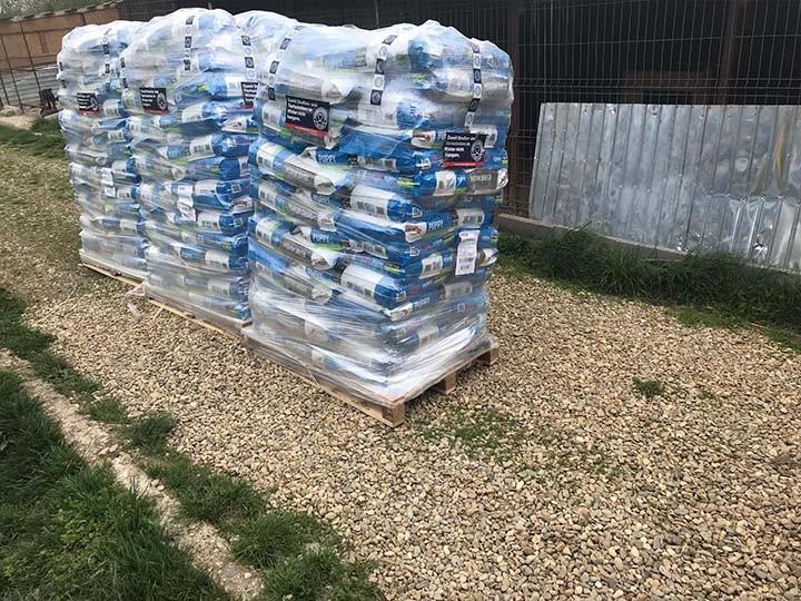 Seelen für Seelchen e.V.-Futterspendenankunft-april-2020-Spenden-Marathon-2019-Rumänien (1)