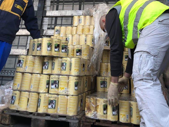 SpecialDogs e.V.-Futterspendenankunft-april-2020-Spenden-Marathon-2019-Rumänien (1)