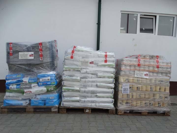 Tierhilfe Hoffnung e.V.-Futterspendenankunft-april-2020-WL-Rumänien (3)